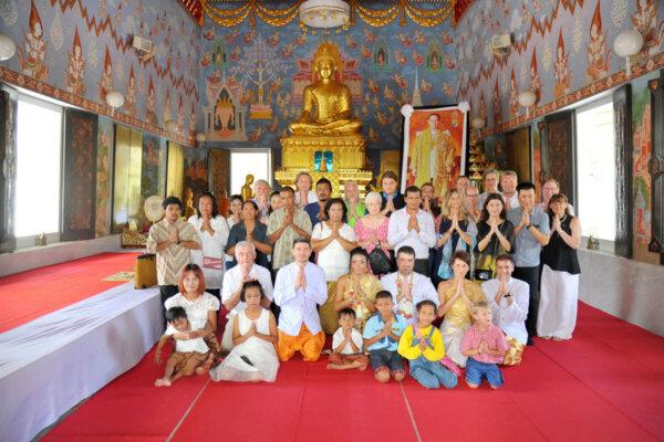Buddhist Blessing Option 01
