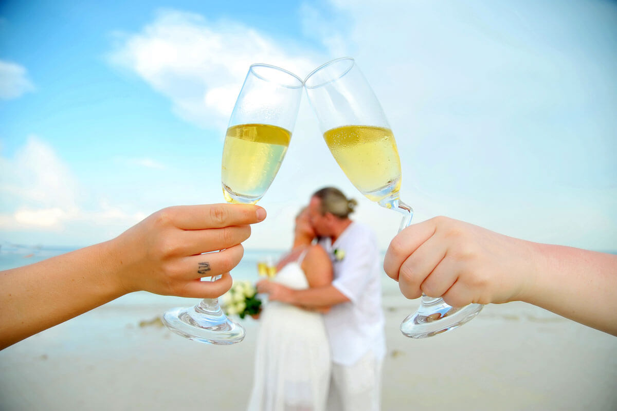 Phi Phi Island Wedding