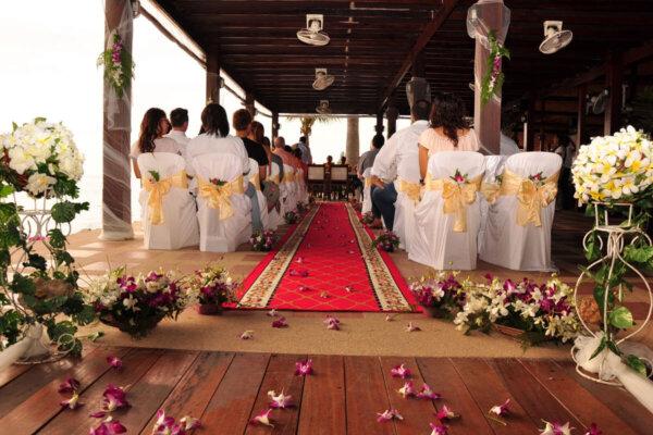 Bar Restaurant Wedding Venue
