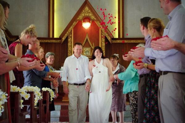 Krabi Town Wedding Package : Sinnead + Andrew