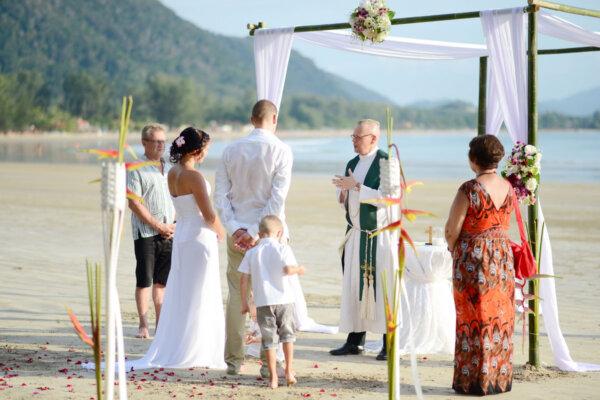Lanta Island Lutheran Marriage : A + B