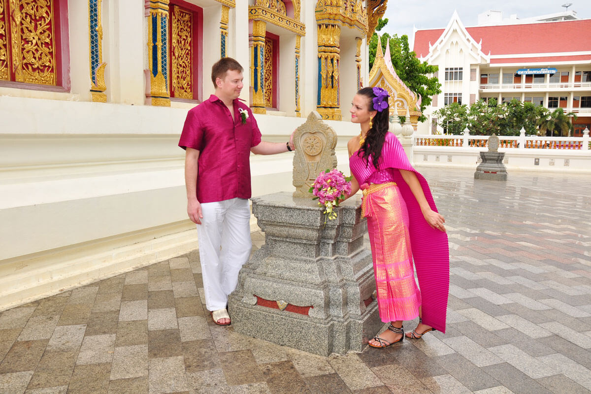 Thai Wedding Costumes