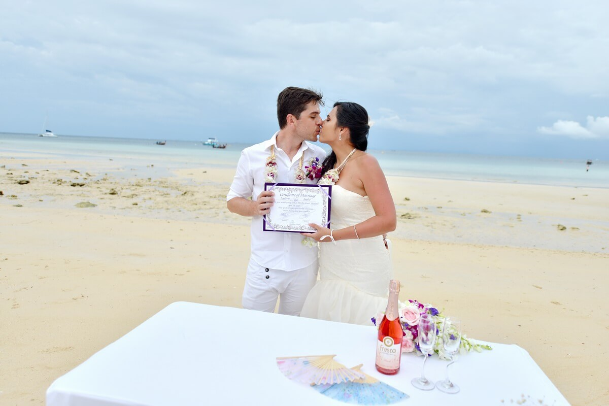Phi Phi Wedding Package