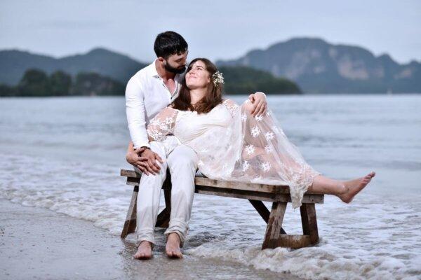 Krabi Beach Wedding
