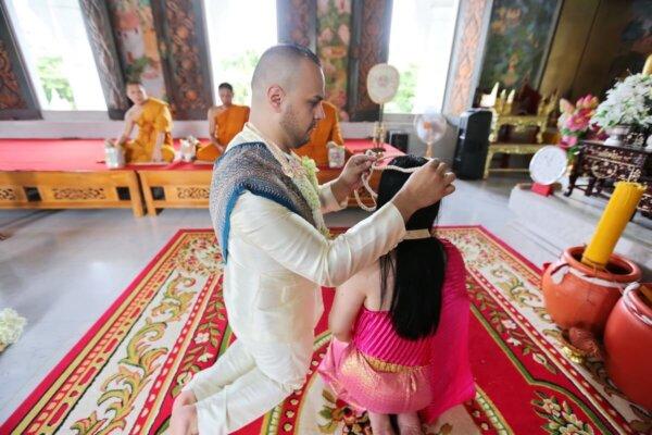 Krabi Buddhist Blessing