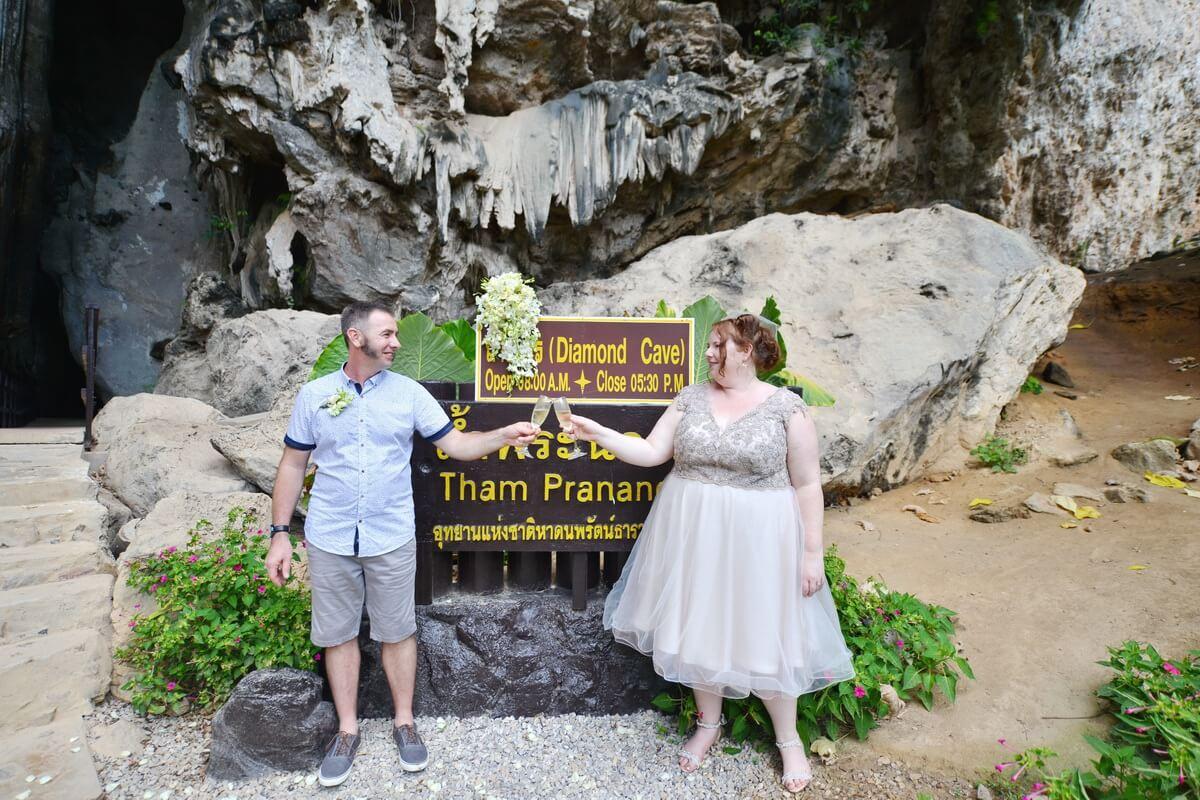 Railay Cave Wedding
