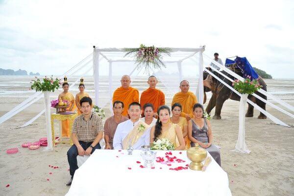 Elephant Beach Wedding