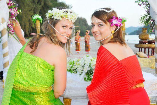 Same Sex Marriage Thai