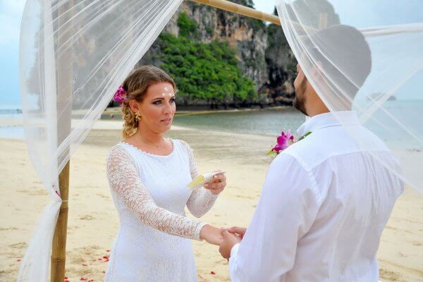 Thai Western Wedding