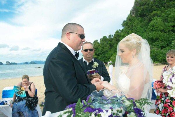 Nok Island Wedding