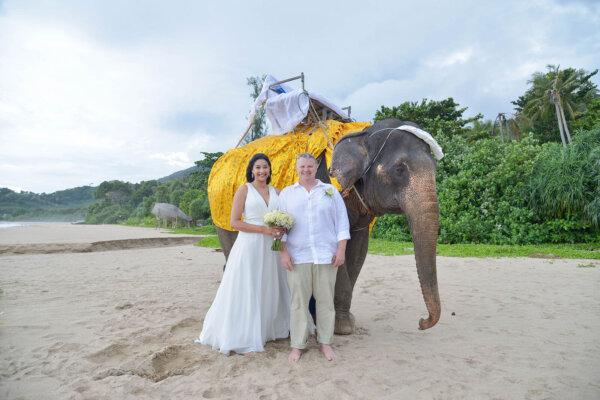 Thai Marriage @ Beach