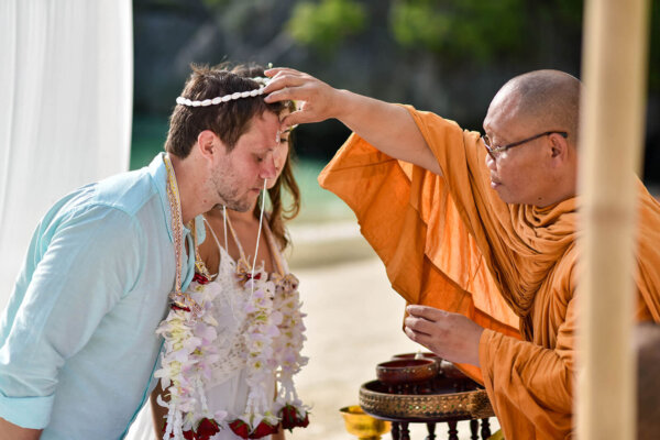Buddhist Blessing Option 07