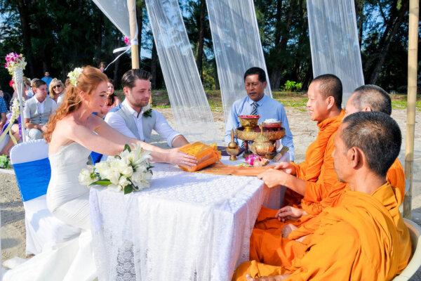 Buddhist Blessing Option 05